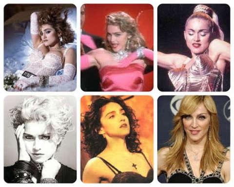 Buon Compleanno Madonna E Ai Suoi Look Icona Corriere Adriatico It